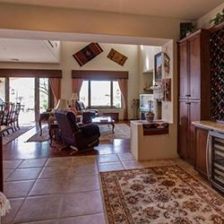 Scottsdale Living Room Interior Design