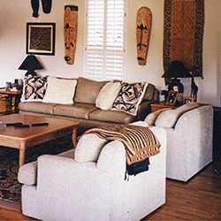 Phoenix Family Room Interior Design