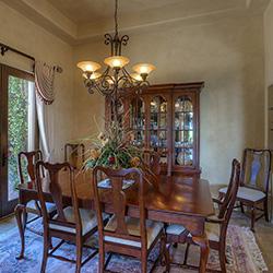 Scottsdate Dining Room Interior Design