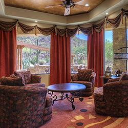 Paradise Valley Living Room Interior Design