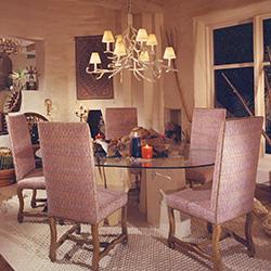 Scottsdale Dining Room Interior Design