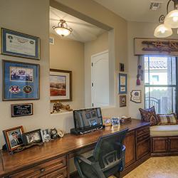Mesa Home Office Interior Design