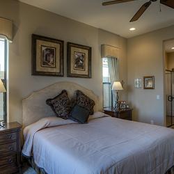 Mesa Master Bedroom Interior Design